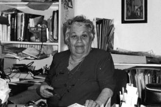 Ester Golan in Memoriam