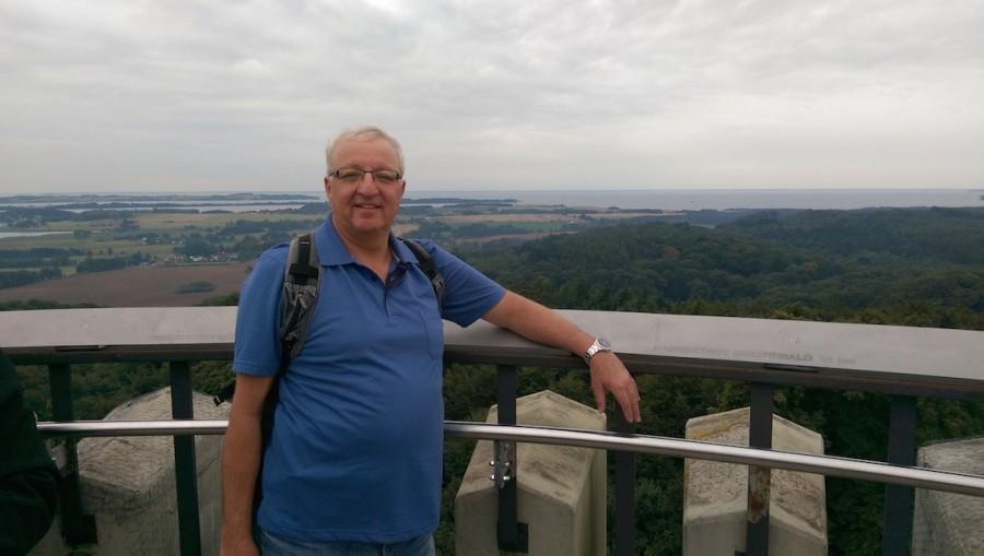 Dani Neumann, Vorstand DIG Berlin und Potsdam