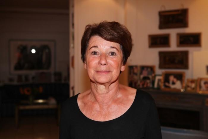 Lala Süsskind, stellv. Vorsitzende DIG Berlin und Potsdam