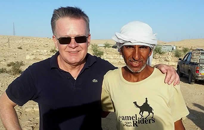 Das ökologische Dorf: Vision des Beduinen Salman
