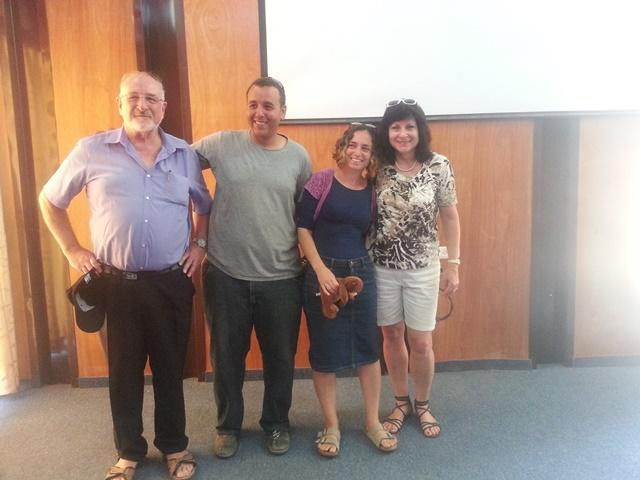 Reisebericht: Pionierprojekte im Negev und in Galiläa