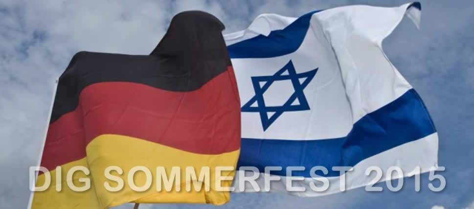 Sommerfest 2015 der DIG Berlin und Potsdam