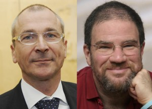 Tacheles Talk Israel-Volker Beck trifft Eldad Beck