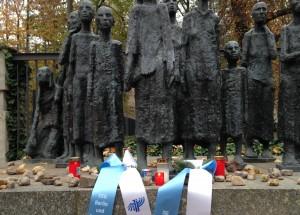 Gedenkveranstaltung an die Pogromnacht vom 09. November 1938