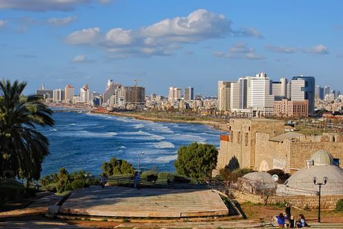 Israelreise - Tel Aviv