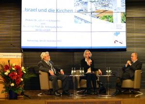 """""""Israel und die Kirchen"""" 10.12.2015"""