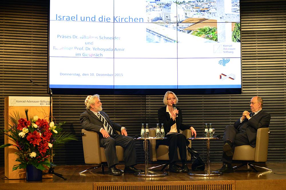 Israel und die Kirchen DIG Veranstaltung