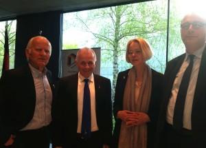 Akademische Zusammenarbeit zwischen Israel und Deutschland
