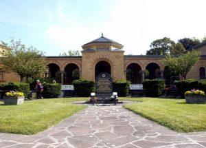 Führung über den Jüdischen Friedhof Weißensee