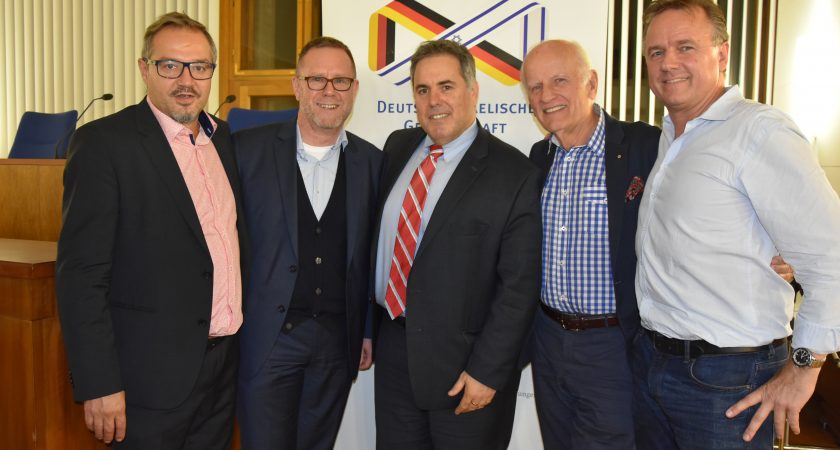 Alle Berliner Bezirke sollten Städtepartnerschaften mit Israel haben