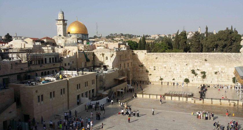 Israelreise 2020 der DIG Berlin und Brandenburg