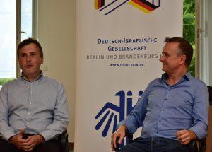 """""""Mein Weg nach Jerusalem"""" – Gespräch mit Oranienburgs Bürgermeister"""