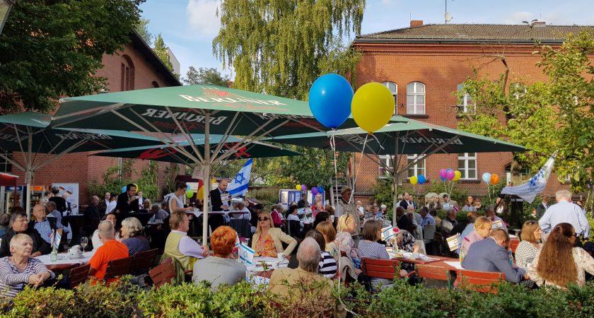 Sommerfest 2019 der DIG Berlin und Brandenburg