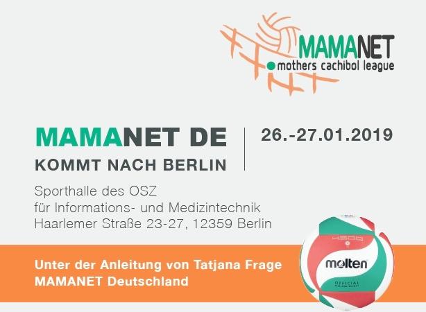 Mamanet kommt nach Deutschland und startet in Berlin-Neukölln