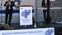 Israeltag 2019 auf dem Breitscheidplatz
