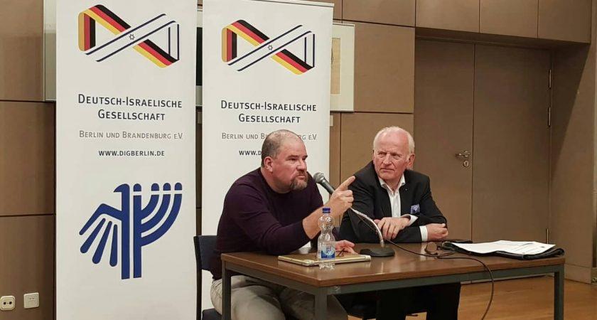 Eldad Beck: Was über die Beziehungen Deutschland – Israel gesagt werden muss