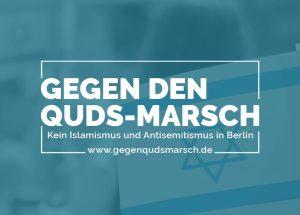 Gegen den Quds-Marsch!