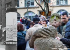 Gedenken an die »Fabrik-Aktion« und den Protest in der Rosenstraße