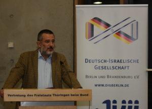 Grußwort Stephan Kramer: Schalom Neues Deutschland