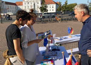 Bericht: Die DIG auf dem Weg nach Brandenburg