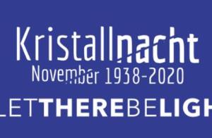 #LetThereBeLight: Gedenken an die Novemberpogrome 1938