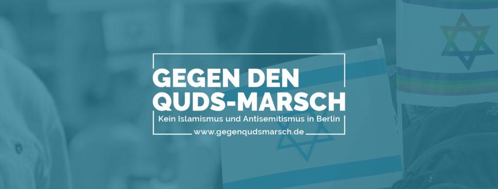 Gegen den Quds-Marsch
