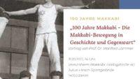 100 Jahre Makkabi: Die Makkabi-Bewegung in Geschichte und Gegenwart