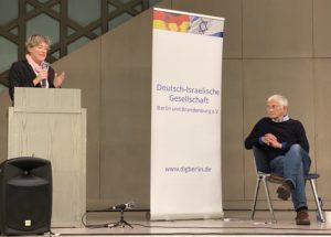 """Präsentation der DIG e.V. Broschüre """"Rückkehrrecht"""" – Geschichte und Gegenwart einer palästinensischen Forderung"""